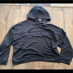 Under Armour cold gear hoodie sweatshirt